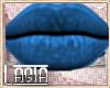 L~ Lupita Mesh LIPS BLUE