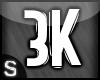 [S] 3k Support Sticker
