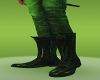 Funky Leprechaun boots