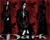 DARK Vamp Goth Long Coat