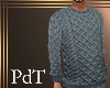 PdT Irish Rain Sweater M