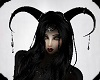 Black Gothic Horns