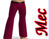 Mec Maroon dress pants