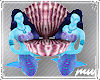 !Mermaid Throne Anim