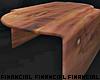 Minimalist Wood Table