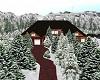 A~Christmas Log Home
