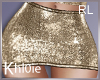K gold skirt RL