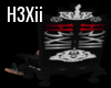 H3XII Throne
