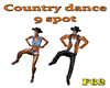 Country Dance  9 spot