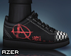 Az. Black Rebel Sneakers