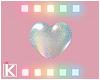 |K 💖 Neon Heart