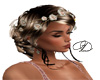 *D* Bridal Hair Flowers