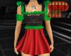 RP Skate Dress Red V4