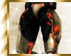 GoldBlack*Pants