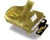 G* Gold Dragon Piano