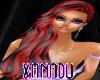 >JEN KASHELLY BLCK RED V