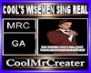 COOL'S WISEMEN SING REAL