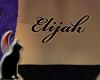 Elijah back tattoo
