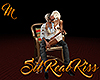 [M] Sit real kiss