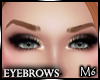 M' Ruiva Eyebrows