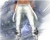 Hot Silver Pants