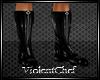 [VC] PVC Boots