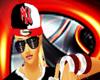 B*B FEMALE YANKEE HAT!!