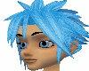 *A* Blue Soft Cloud Hair