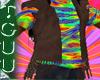 [TGUU] Med brown vest
