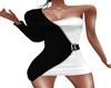 Blk / Wht Dress