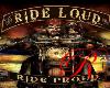 Ride Proud Biker Art