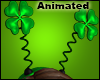 FourLeaf Clover headband