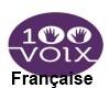 100 voix FR
