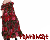 ☆dress red flower