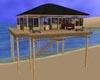 s~n~d beach hut