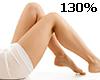 Scaler Legs 130%