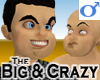 Big & Crazy -Mens