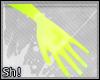 S` SLIMER Hands