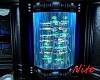 blue rain aquarium