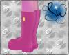 [SW] Garden Fairy Boots