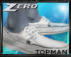 |Z| TM White Boats shoes
