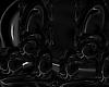 B! Swirl PVC Throne Room