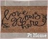 Love Grows Doormat