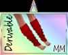 Leg Warmers Derivable
