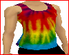Hippie Muscled Tank