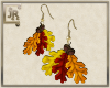 *JR Autumn Oak Earrings