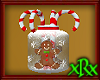 Candy Jar Gingerbread