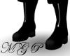 MGP PVC zip up boots