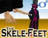 Skele-Feet -Mens