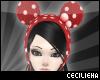 ! Red Add-On MickyHat